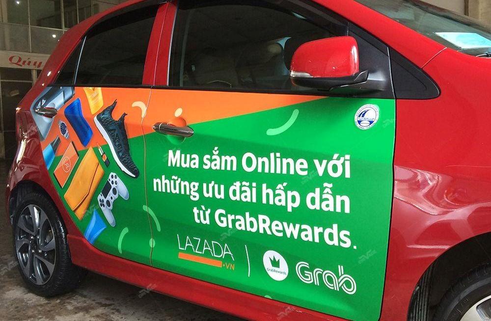 Quảng cáo xe ô tô cá nhân