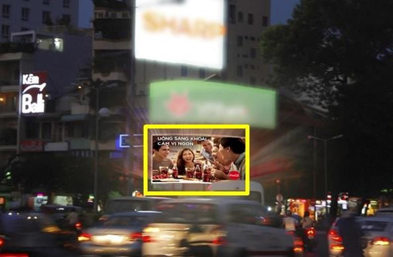 màn hình LED Lê Lợi, quận 1