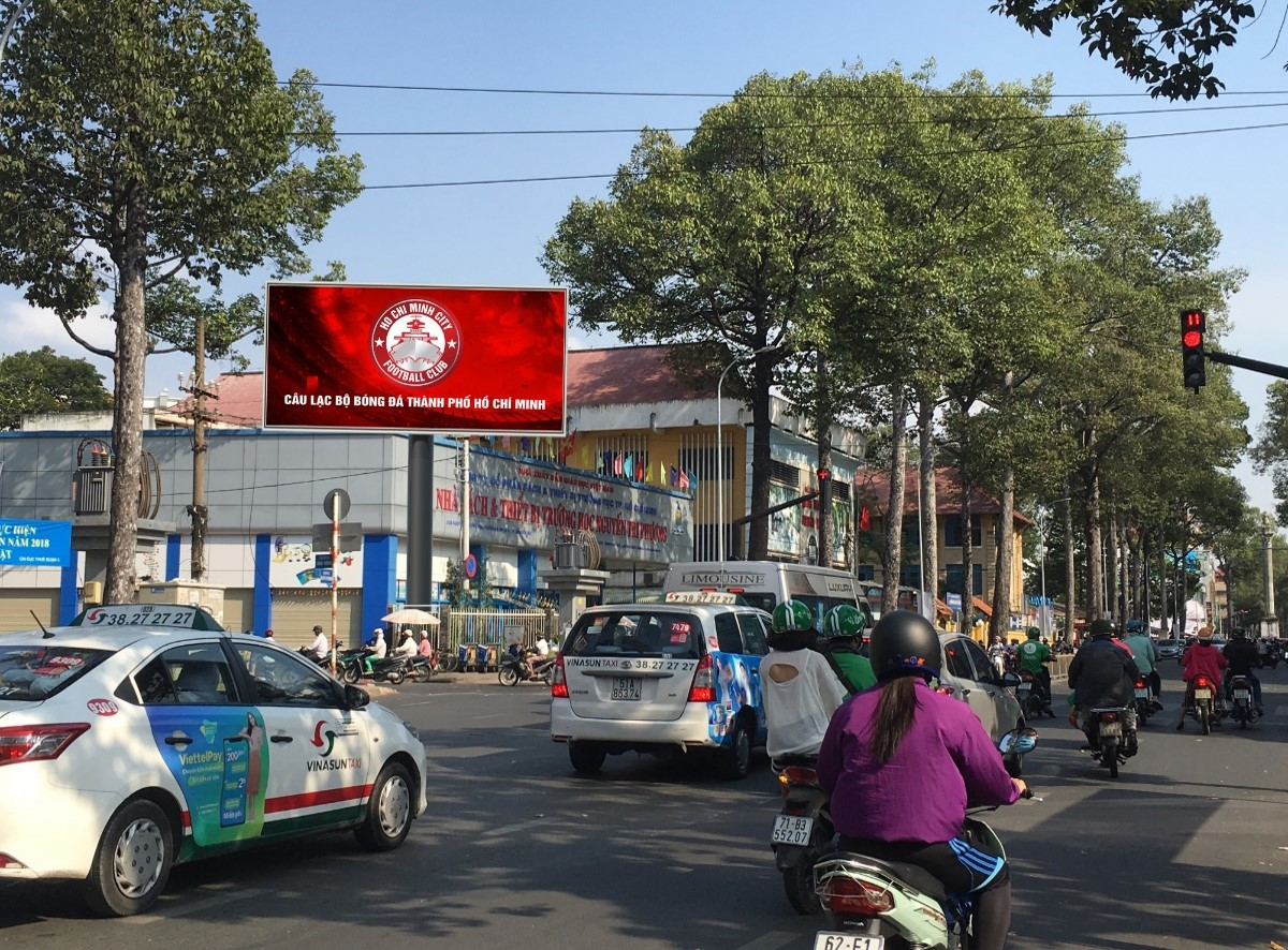 led Nguyễn Tri Phương quận 5