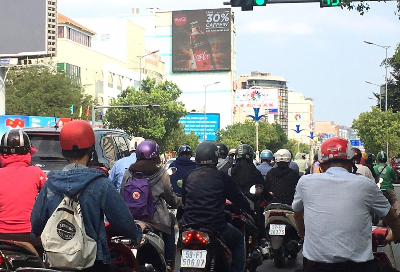 LED Nguyễn Văn Trỗi quận Phú Nhuận