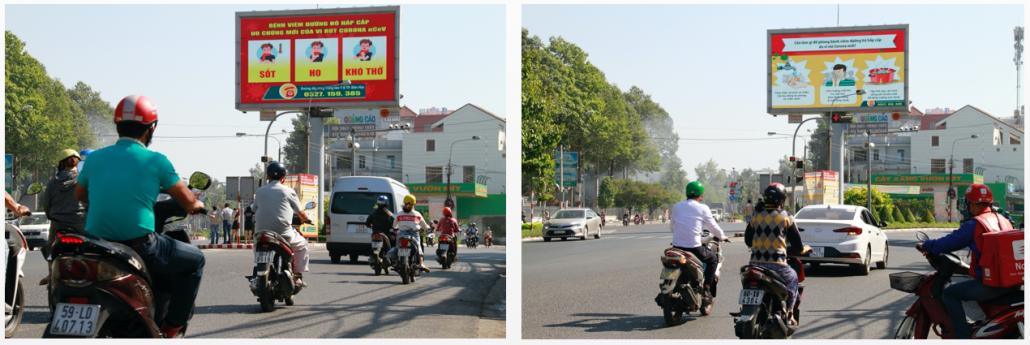 màn hình LED Nguyễn Ái Quốc, Đồng Nai