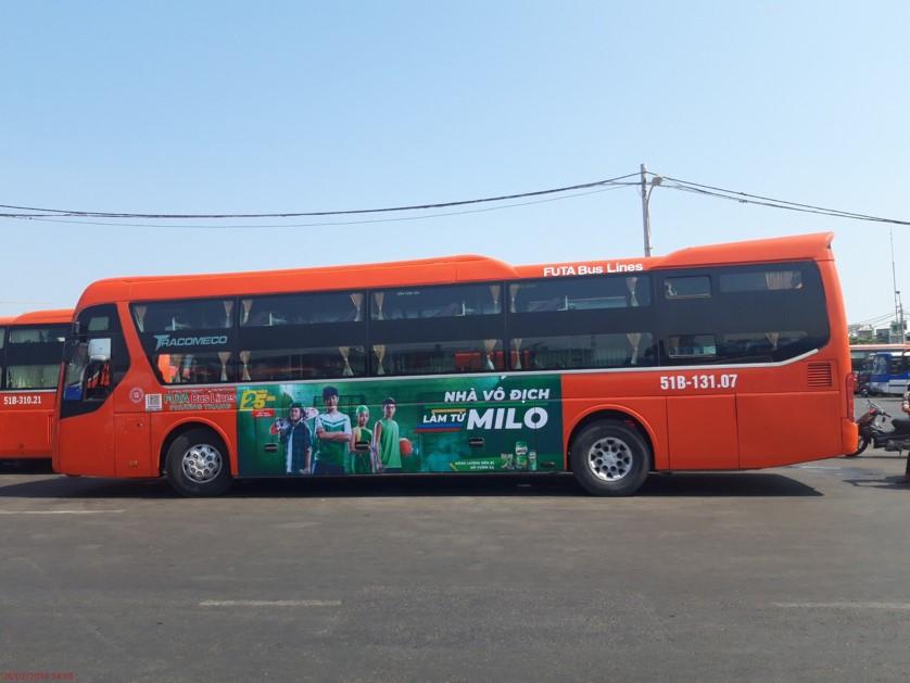 quảng cáo xe Phương Trang