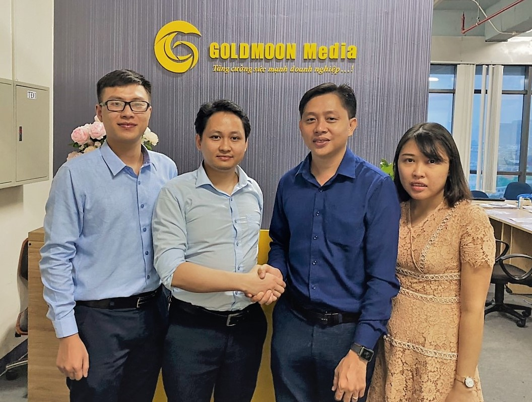 Shojiki hợp tác Goldmoon