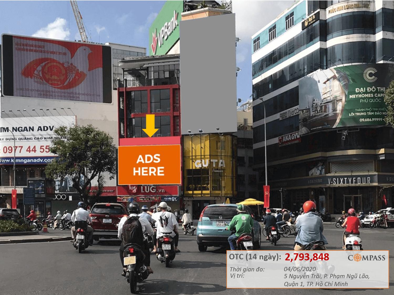 Bảng quảng cáo Vòng xoay Phù Đổng