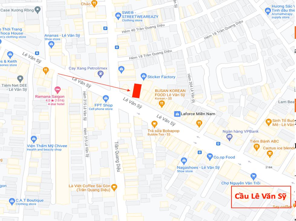 Bảng quảng cáo thành phố Hồ Chí Minh