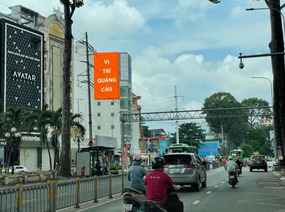 Bảng quảng cáo 75 Phạm Viết Chánh, quận 1, Hồ Chí Minh