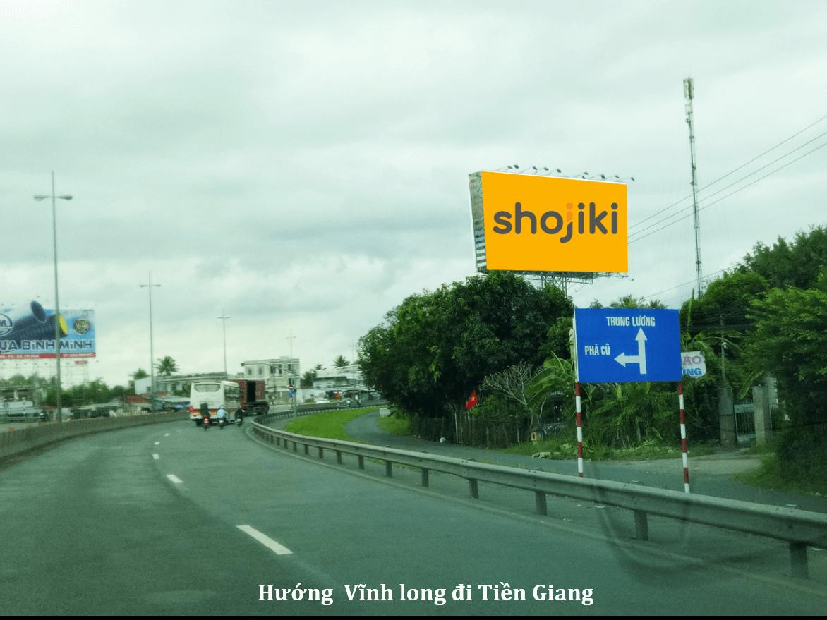 Bảng quảng cáo tỉnh Tiền Giang