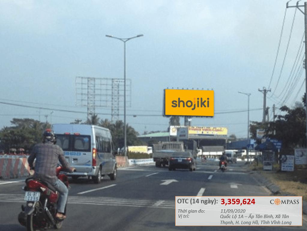Bảng quảng cáo tỉnh Vĩnh Long