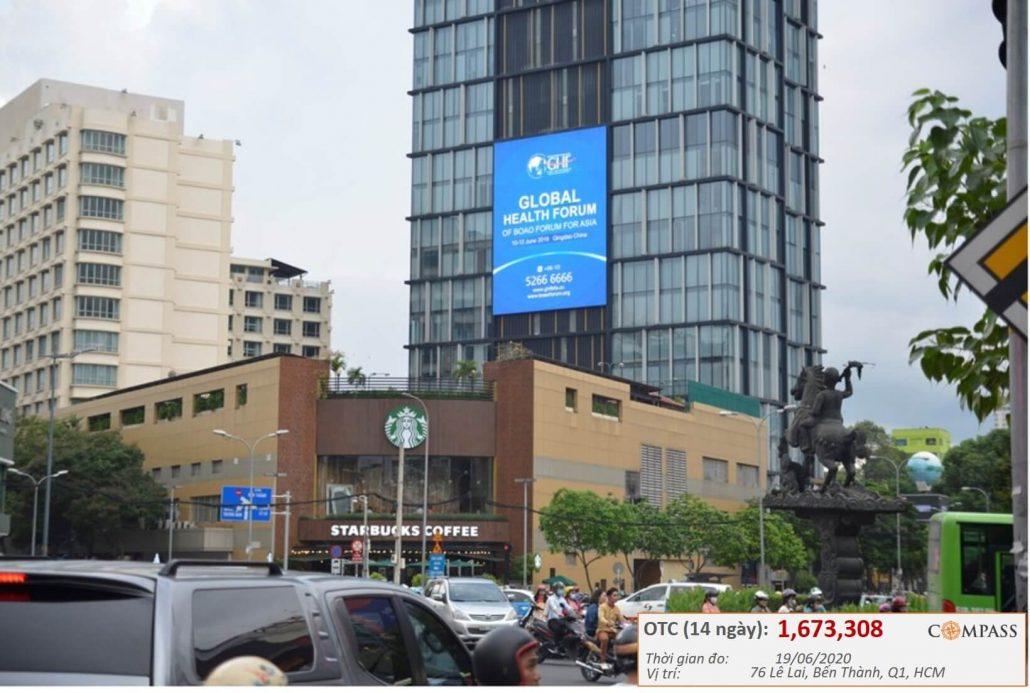 quảng cáo led ab tower