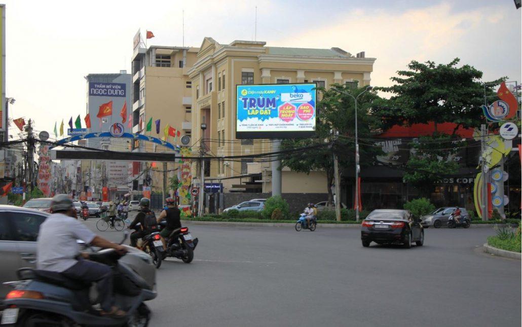 Quảng cáo tại màn hình LED Biên Hùng, Biên Hòa, Đồng Nai
