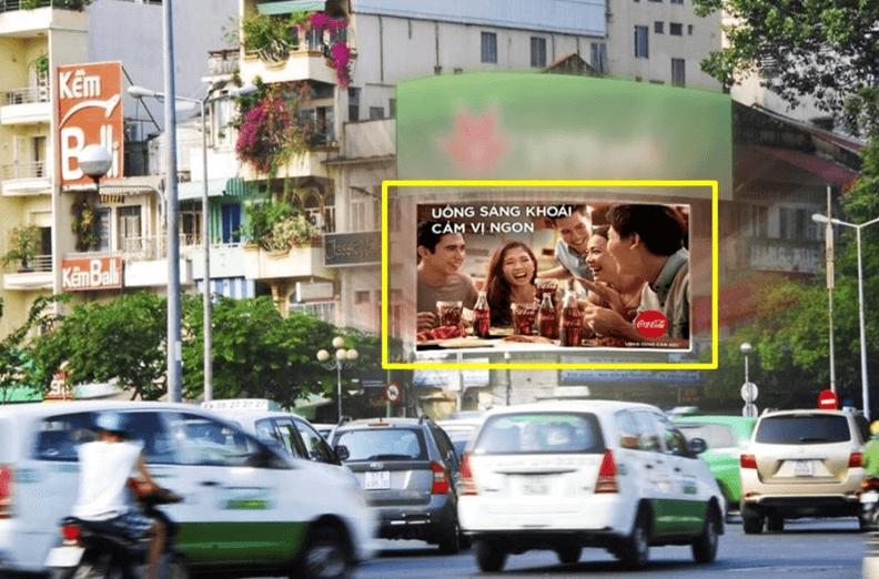 quảng cáo màn hình led ngoài trời lê lợi quận 1
