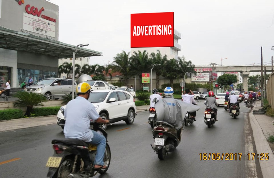 Bảng quảng cáo 10 Quốc Hương, quận 2, Hồ Chí Minh
