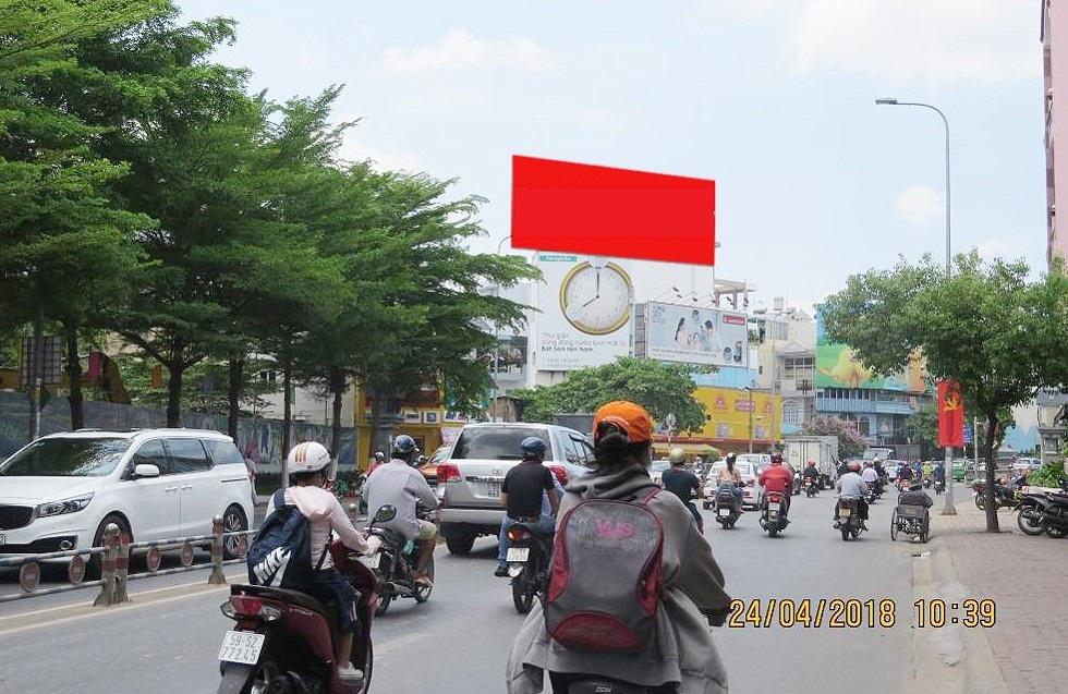 Bảng quảng cáo 188 Khánh Hội, quận 4, Hồ Chí Minh