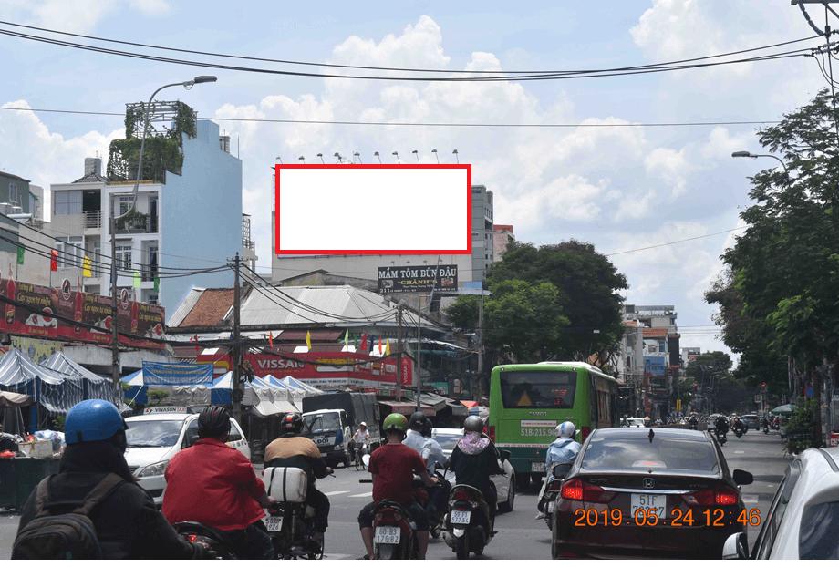 Bảng quảng cáo 215 Lê Văn Sỹ, quận 3, Hồ Chí Minh