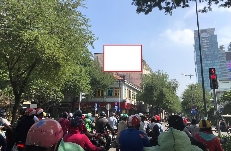 Bảng quảng cáo 42Bis Lý Tự Trọng, quận 1, Hồ Chí Minh