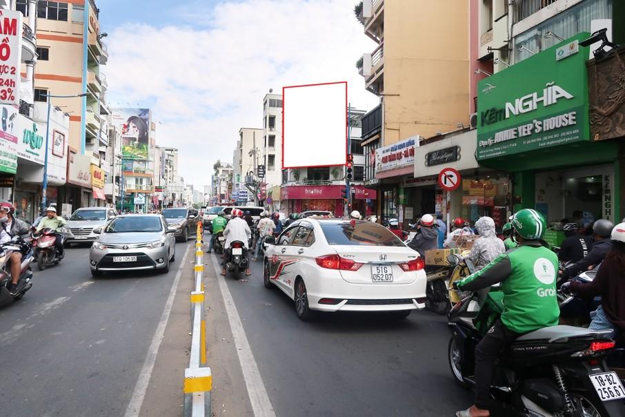 Bảng quảng cáo 443 Hai Bà Trưng, quận 3, Hồ Chí Minh