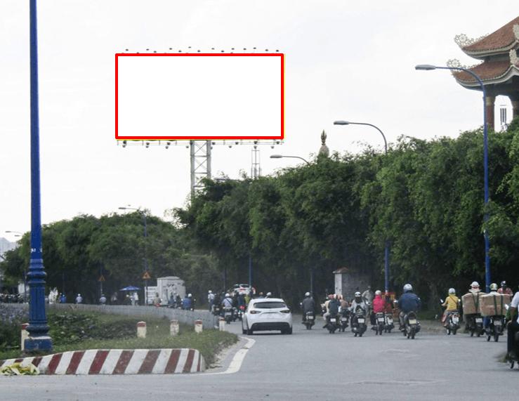 Bảng quảng cáo 504k Xa lộ Hà Nội, quận 2, Hồ Chí Minh