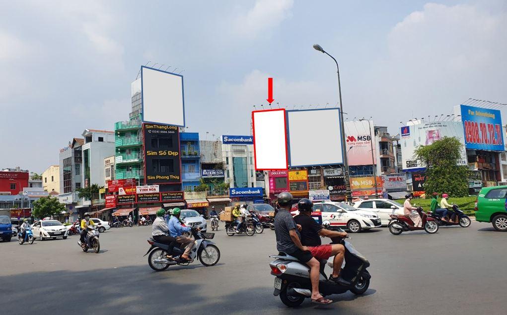 Bảng quảng cáo 516 - 518 Nguyễn Thị Minh Khai, quận 3, Hồ Chí Minh