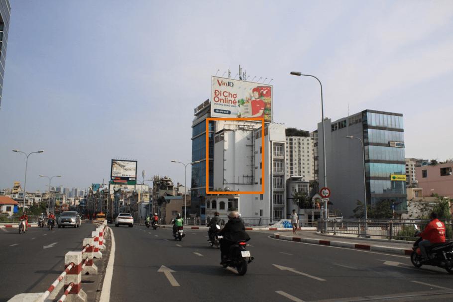 Bảng quảng cáo 80A Bến Vân Đồn, quận 4, Hồ Chí Minh