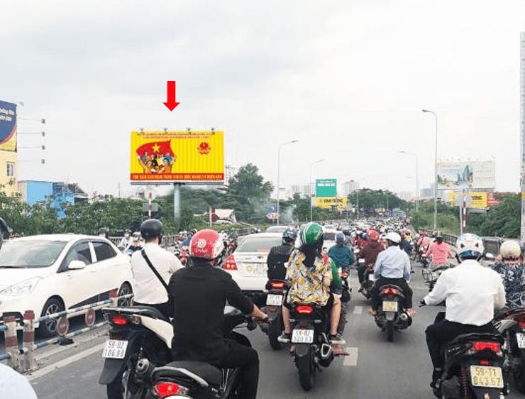 Bảng quảng cáo 86 Khánh Hội, quận 4, Hồ Chí Minh