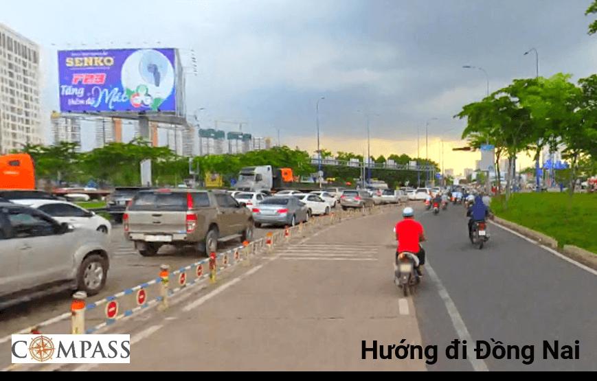 Bảng quảng cáo cao tốc Long Thành, An Phú, quận 2, Hồ Chí Minh