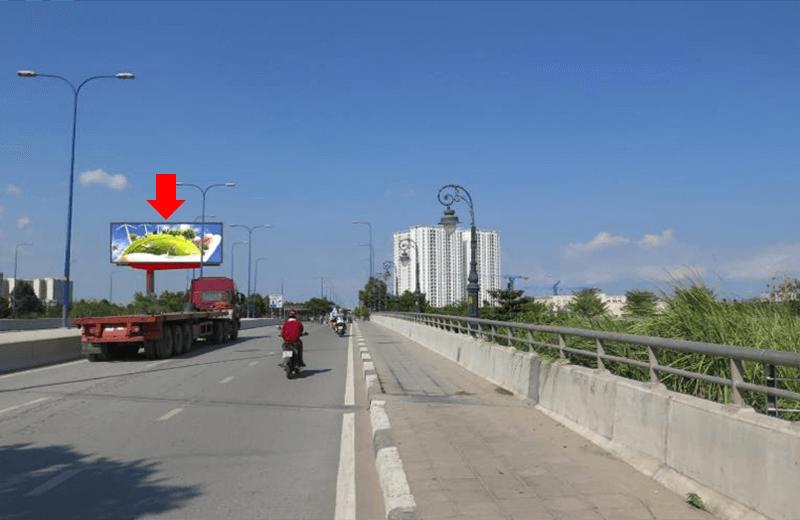 Bảng quảng cáo đường Mai Chí Thọ, quận 2, Hồ Chí Minh
