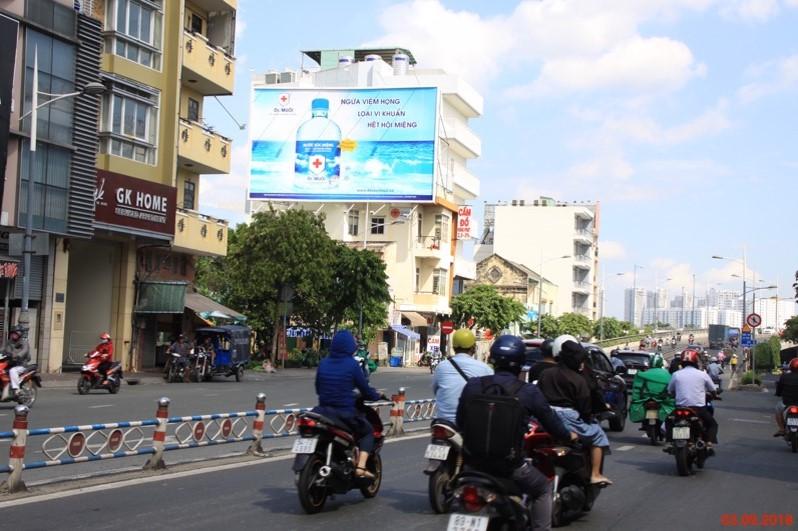 Bảng quảng cáo 4 Bis Nguyễn Văn Cừ, Quận 1, HCM